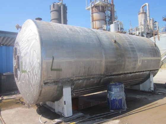 BISHOPRIC PRODUCTS DECANTER TANK in
