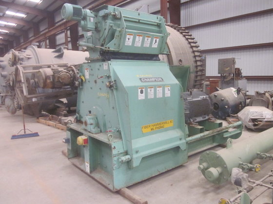 CHAMPION 40X44 HAMMER MILL in