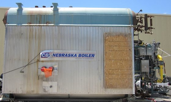CB NEBRASKA CB-NB-3010-55 GAS FIRED