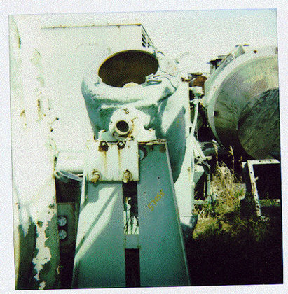 PATTERSON-KELLY TWIN SHELL VACUUM MOUNTED