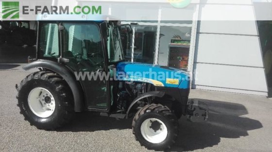 2008 New Holland TN 75 VA in Hamburg, Germany