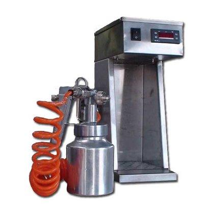 : SM-CH Apricot chocolate sprayer
