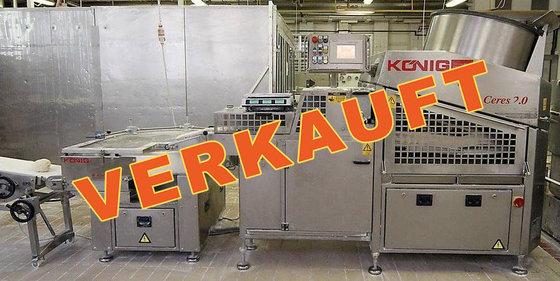 König Ceres 2.0 bread machine
