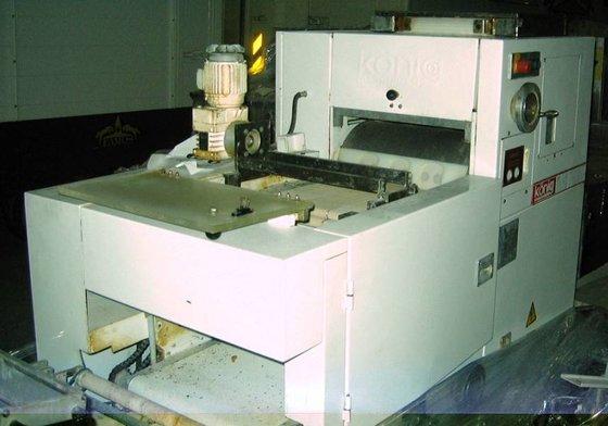 1995 König Industry rex head