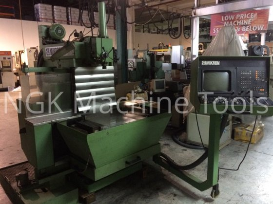 Mikron WF41C Universal Tool Milling Machine in Singapore