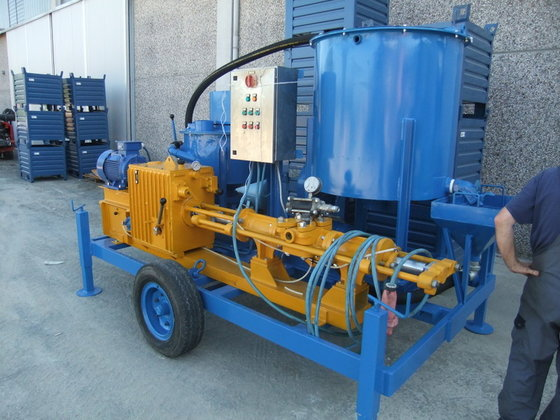 CLIVIO MIXING-INJECTION UNIT in Fidenza,