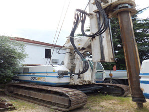 Soilmec R312 HD in Fidenza,