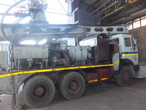 Atlas Copco Water wells drilling