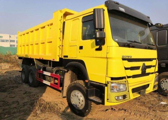 Sinotruk HOWO 10 Wheeler Heavy Duty 6x4 Dump Truck 30T 1