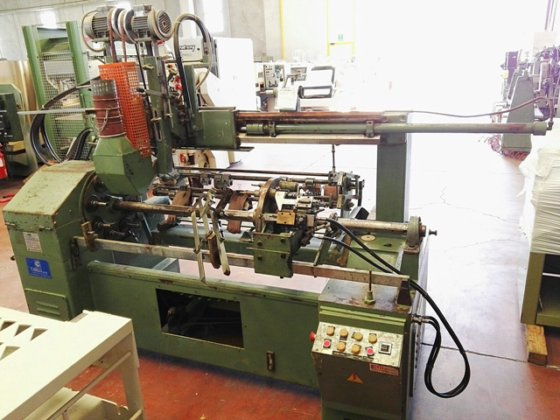 Sanding Machine For Turned Genini Lar