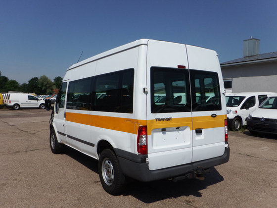 2011 Ford Transit Tourneo FT 280 K Climate Gear and fender missing! #  18574_064 in Rohrbach, Germany