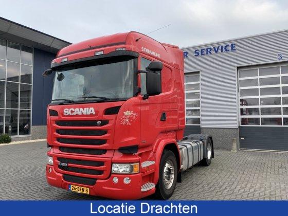2015 Scania R 450 in Borne, Netherlands