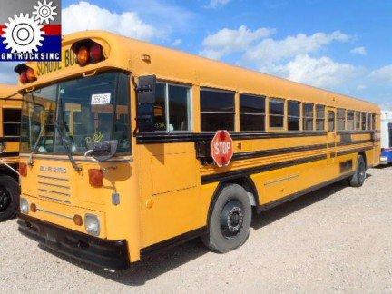 1995 BLUE BIRD TC2000 in Laredo, TX, USA