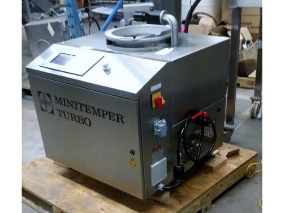 Sollich Minitemper Turbo Tempering Machine 80kghr 04922