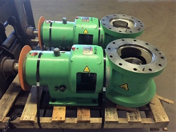 Ahlstrom Sulzer AM25-15FS Chemical Mixer in Blaine, MN, USA