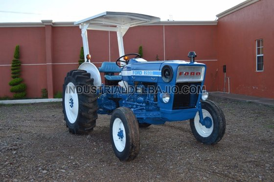 2600 Ford Tractor Specifications : Tractor agricola ford new holland john deere in