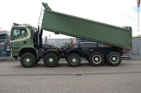 2007 MAN TGA 41 440 10X8 TIPPER MANUAL GEARBOX ULTRA HEAVY DUTY in  Rotterdam, Netherlands