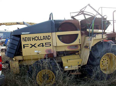 New Holland Agriculture FX45 (SALVAGE)