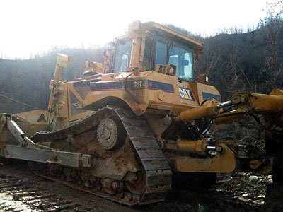 2008 CATERPILLAR D8T in FL