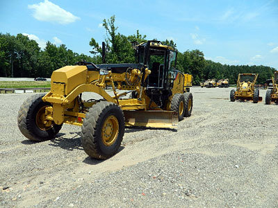 2008 CATERPILLAR 140M VHP in