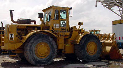 1974 CATERPILLAR 988 in Manitoba,