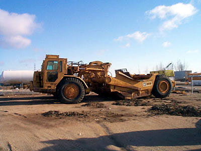 1981 CATERPILLAR 621B in Winnipeg,