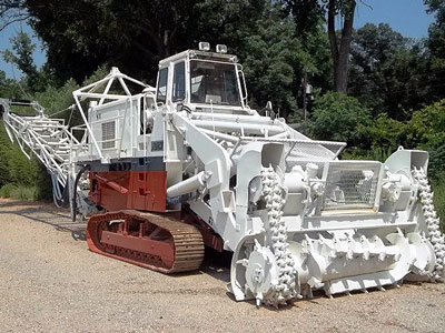 1985 REARS CME-12 Continuous Excavator