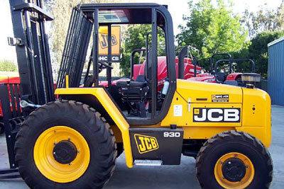 2012 JCB 930 in Tulare,