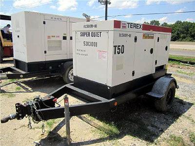 2000 Terex T50 in Little