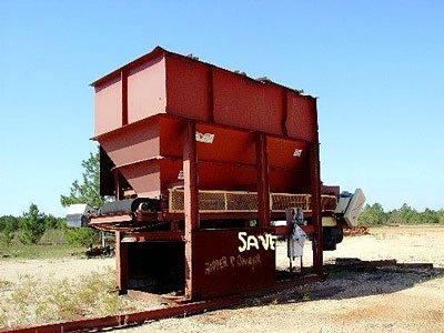 2006 EXCEL 42X30 Hopper Loader