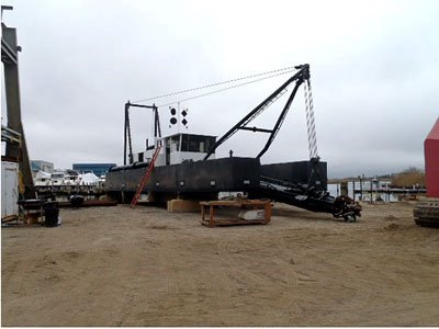 ELLICOTT 600 Dredge in New