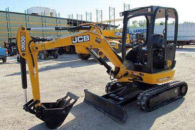 2012 JCB 8025 ZTS in