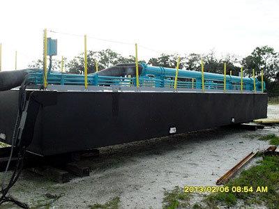 2006 DREDGING SUPPLY COMPANY Barracuda