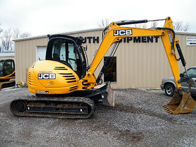 2010 JCB 8085 in Chattanooga,