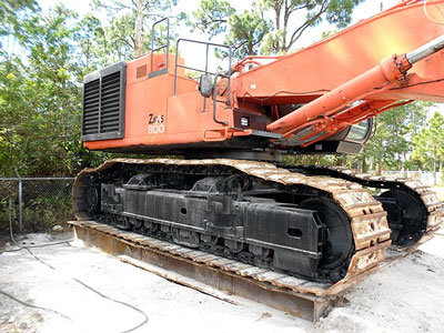 2006 HITACHI ZX800 in Florida,