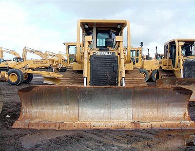1997 CATERPILLAR D6RLGP in Alberta,