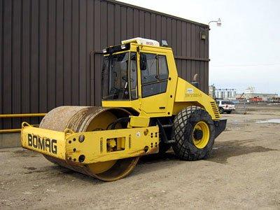 2007 BOMAG BW213DH-3 in Alberta,