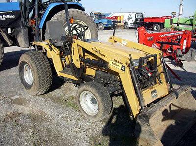 Challenger MT255B (TRACTOR) in Watertown,