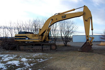 1996 CATERPILLAR 330L in Alberta,