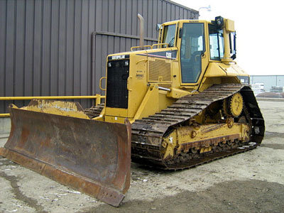 2007 CATERPILLAR D6NLGP in Alberta,