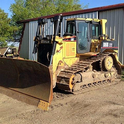 2001 CATERPILLAR D6RXW in Alberta,