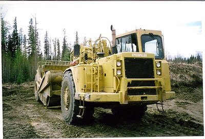 1989 CATERPILLAR 621E in Alberta,
