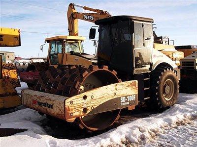2005 INGERSOLL-RAND SC100F in Alberta,