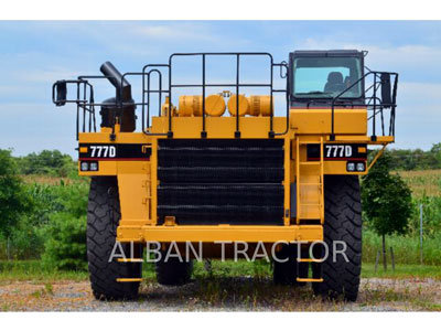 2006 CATERPILLAR 777D in Winchester,