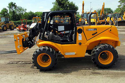 2013 JCB 520-50 in Houston,
