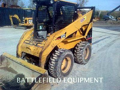 2006 CATERPILLAR 252B in Ontario,