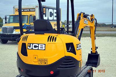 2014 JCB 8029 CTS in