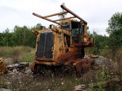 CATERPILLAR D8N in Beaver Bank,