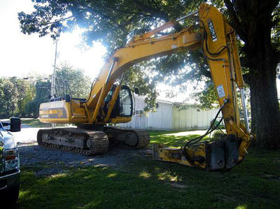 2007 JCB JS330LC in Chattanooga,
