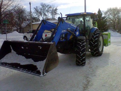 2008 NEW HOLLAND T6050 in